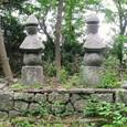 山師の墓(沢根)