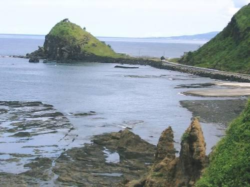 神子岩(小木)