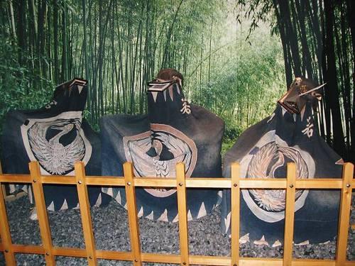 小獅子(赤泊文化会館)