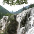 九寨溝・珍珠灘瀑布