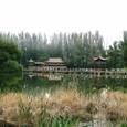 27 酒泉・西漢酒泉勝跡