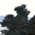 韓国・済州道 「龍頭岩」