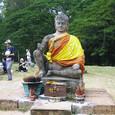 カンボジア・ライ王のテラス