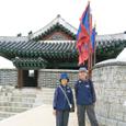 韓国・水原 「水原華城」