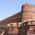 インド・アグラ城