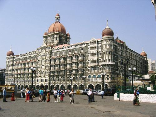 インド・タージ・マハル・ホテル