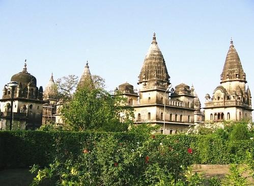 インド・オーチャ村