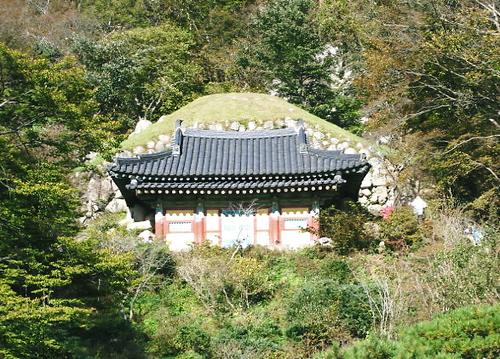 韓国・慶州 「石窟庵」