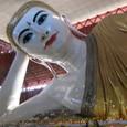 ヤンゴン:チャウターヂー・パゴダ