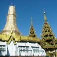 ヤンゴン:スレー・パゴダ