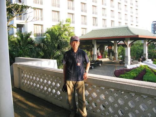 ヤンゴン:チャトリュウムホテル・ヤンゴン