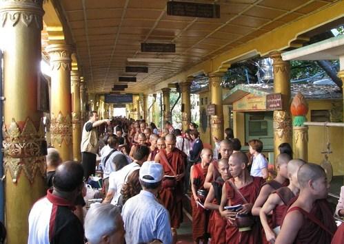 バゴー:チャッカワイン僧院