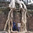カンボジア・アンコール・ワット