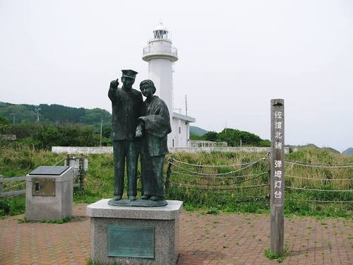 弾埼灯台(弾崎)
