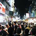 台北・士林観光夜市