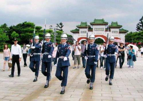 台北・忠烈祠(1)